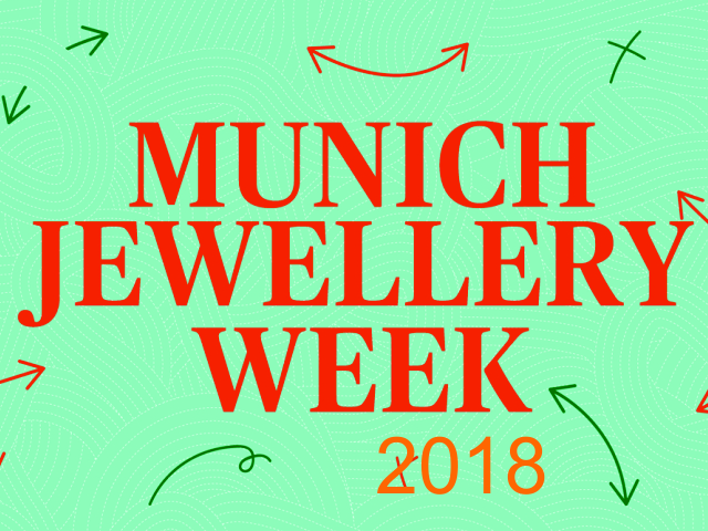 SCHMUCK 2018 – Munich Jewellery Week